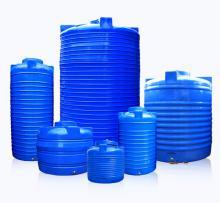 Пластиковые емкости вертикальные
