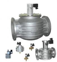 Электромагнитный клапан для газа с ручным взводом Madas