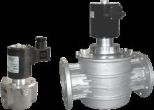 Электромагнитный клапан MADAS автоматический