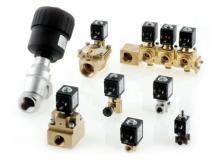 Клапан электромагнитный для воды, воздуха, пара и агрессивных сред